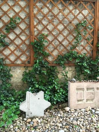 Pátio da Grande Sinagoga