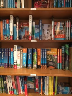 """Interior da livraria que inspirou a livraria do filme """"Um lugar chamado Notting Hill"""""""