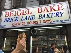 A famosa Beigel Bake