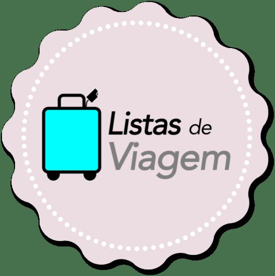 Listas de Viagem