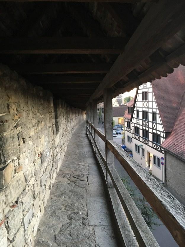 Muralha de Rothenburg