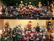 Enfeites de Natal - Rothenburg