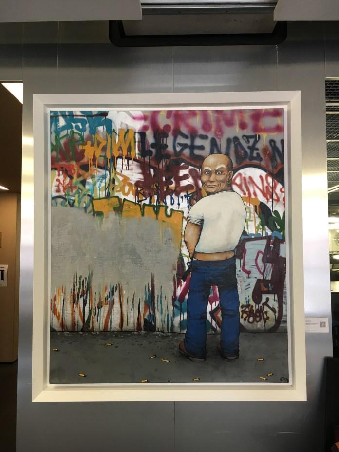Museu Art 42 - Museu de Arte Urbana em Paris