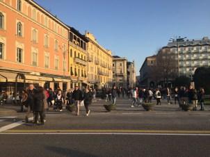 Como - Piazza Cavour