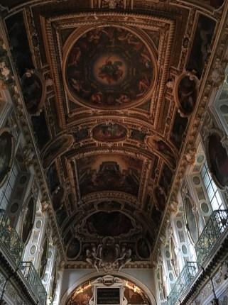Capela do Castelo de Fontainebleau