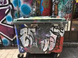 Rue Dénoyez - Belleville - Street Art em Paris