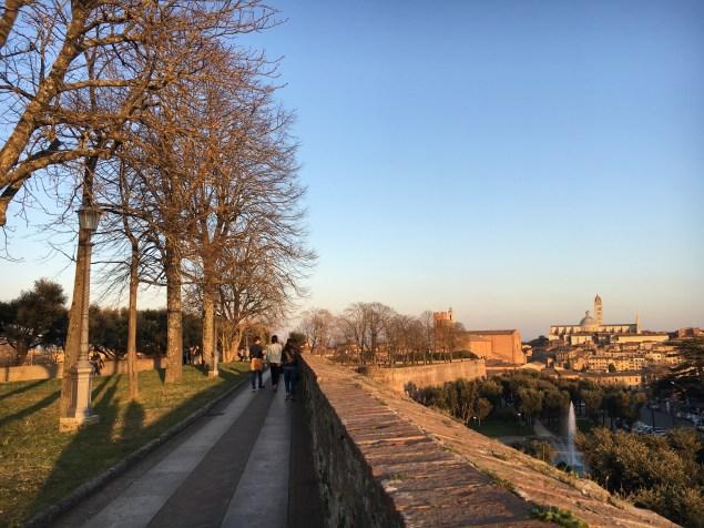 Giardini Pubblici - Siena