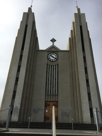 Akureyri - Catedral