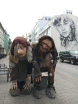 Akureyri - Rua de Comércio centro