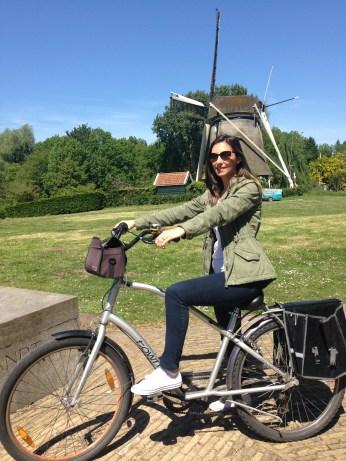 Passeio de bike - Countryside Amsterdam