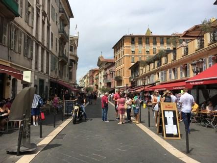 Centro de Nice