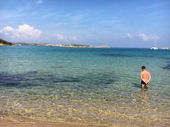 Cala Garibaldi - Sardenha