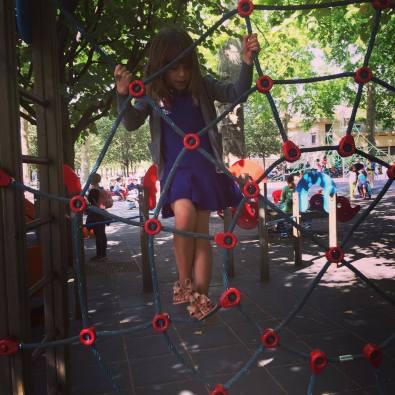 Playground Jardim de Luxemburgo