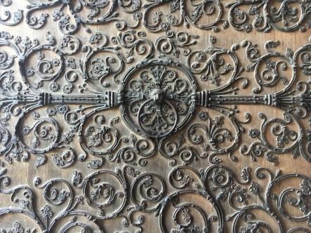 Porta Santa Anna - Notre Dame de Paris