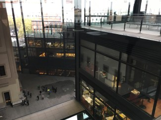 Parte moderna - Centro de Arte Reina Sofia