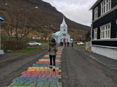 Igreja Azul de Seydisfjordur