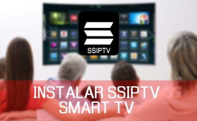 Como Instalar Ssiptv Em Smart Tv 2020 Todos Os Metodos Dubai Khalifa