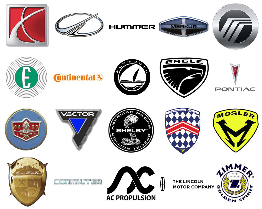 List Of Us Car Brands | Carbk co