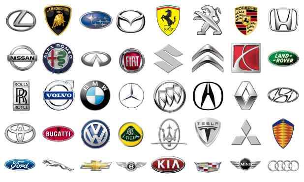 All Car Symbol Carlazosfo