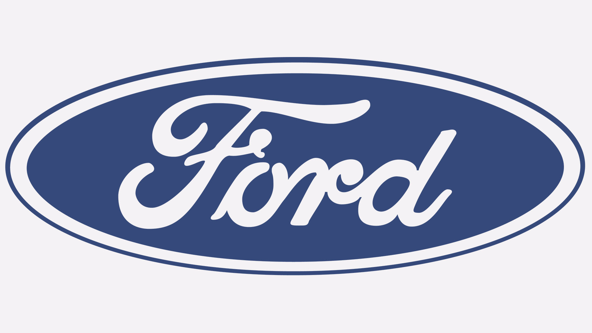 ford logo meaning and