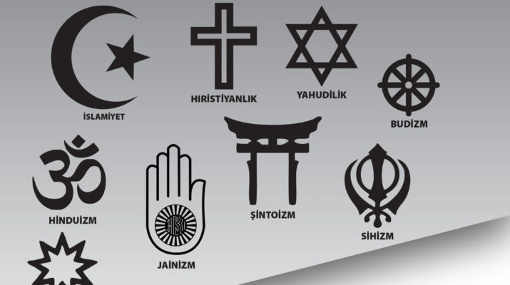 Dünyadaki Dinler Hakkında Ne Kadar Bilgilisin ?