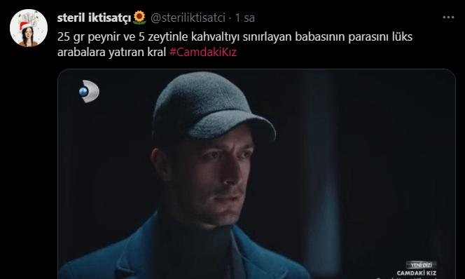 Camdaki Kız'ın İlk Bölümü Sonrası Twitter Tepkileri