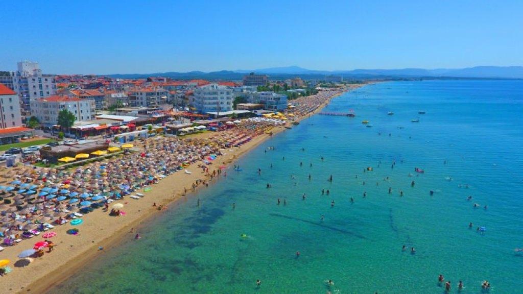 Türkiye'nin En Güzel Plajları - Sarımsaklı Plajı
