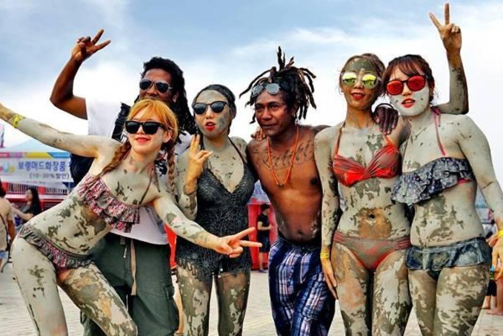 Çamur Festivali - En Çılgın Festivaller
