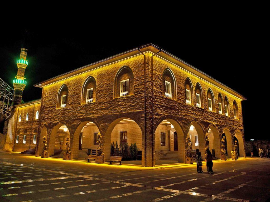 Ankara-Hacı Bayram Camii ve Türbesi