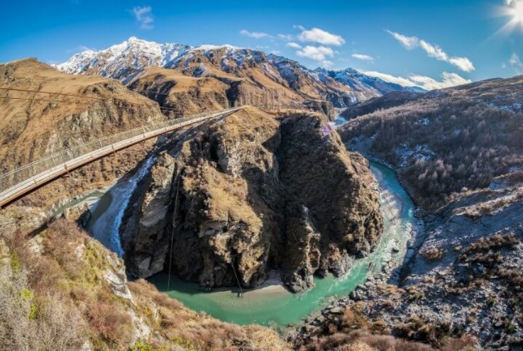 Skippers Kanyon Yolu