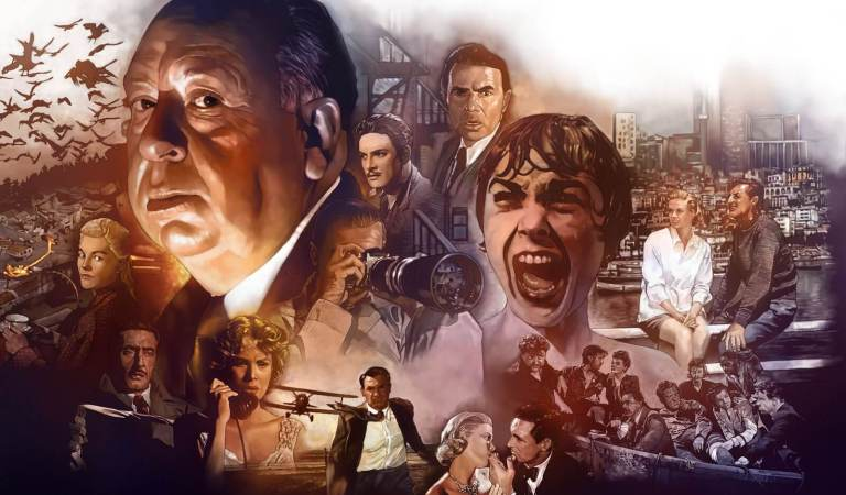Alfred Hitchcock İmzali En İyi Gerilim Filmleri