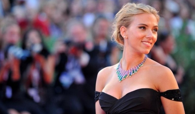 Scarlett Johansson Hakkında Bazı Detaylar