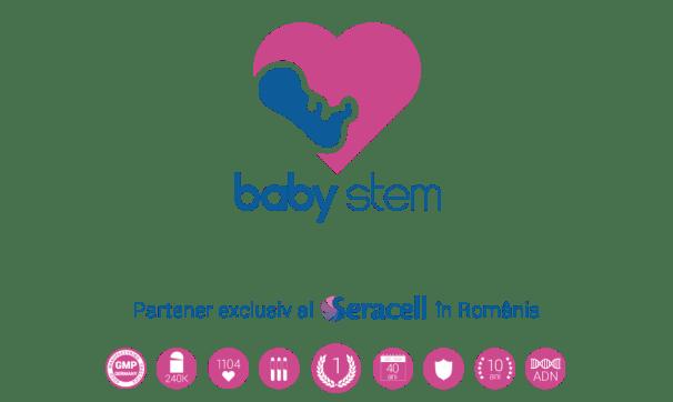 Primul transplant autolog, efectuat pentru o fetita de 1 an, care sufera de paralizie cerebrala, proba eliberata de catre partenerul Baby Stem, banca de celule stem numarul 1 in Germania