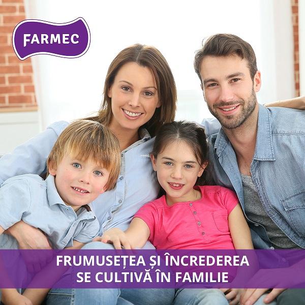S.B.S.3 Farmec: familie, frumusețe și încredere