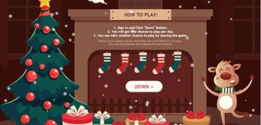 Santa's Stuck! Help!