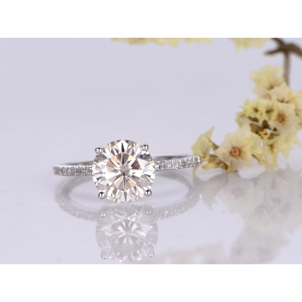 Ideas To Choose Right-Matched Engagement And Wedding Band Sets