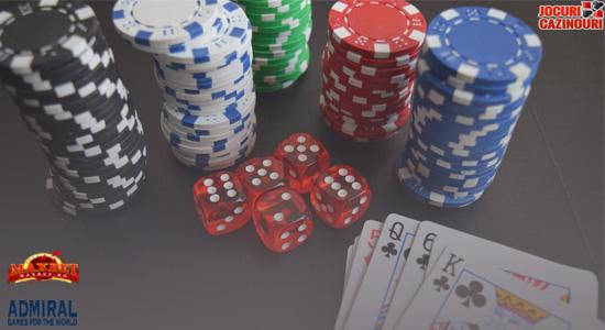 Joacă gratis cu bonus fărădepunere la Maxbet Casino și Admiral
