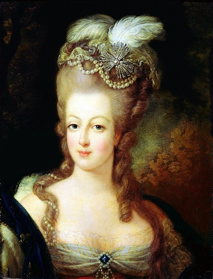 Marie-Antoinette, _1775_-listelist