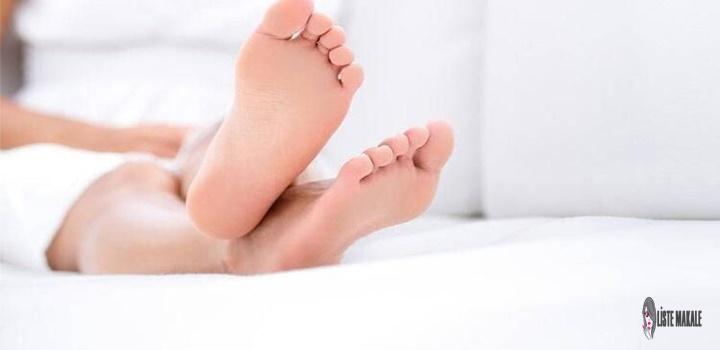 Topuk Çatlakları Nasıl Geçer?