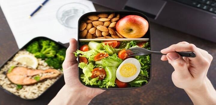 Ofiste Sağlıklı Beslenme İçin 5 Altın Kural