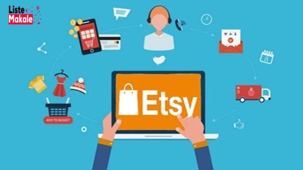 ETSY'de Satış Yaparak Para Kazanma