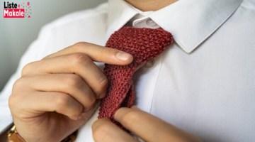 Kravat Nasıl Bağlanır?