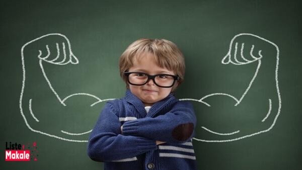 Çocuklarda Öz Güven Nasıl Geliştirilir?