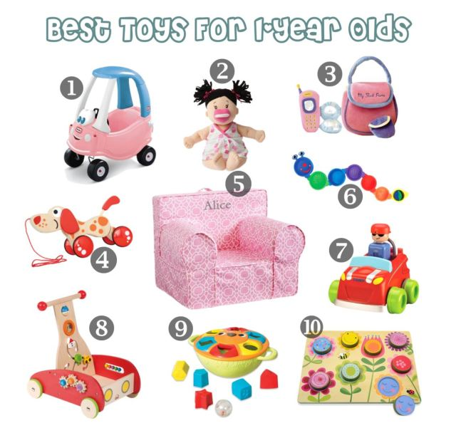 Great Gifts For One Year Olds Listen2mama