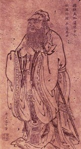 Confucius: Tang Dynasty 680-740