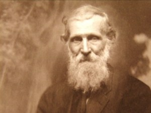 Narturalist and author and founder of the Sierra Club, John Muir