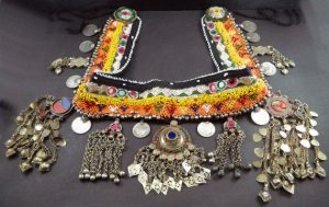 Afghan Kuchi - belly dance belt - SEK 710
