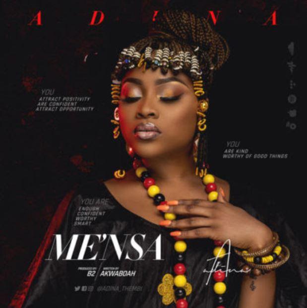ListenGH Adina – Me'Nsa (Prod. by B2)