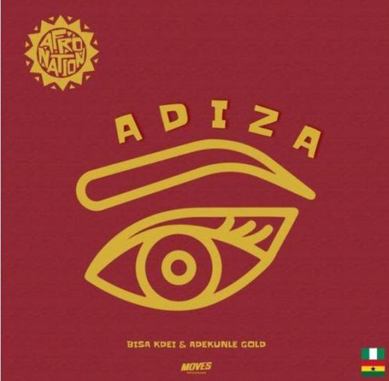 Bisa Kdei – Adiza Ft Adekunle Gold (Prod by Apya)