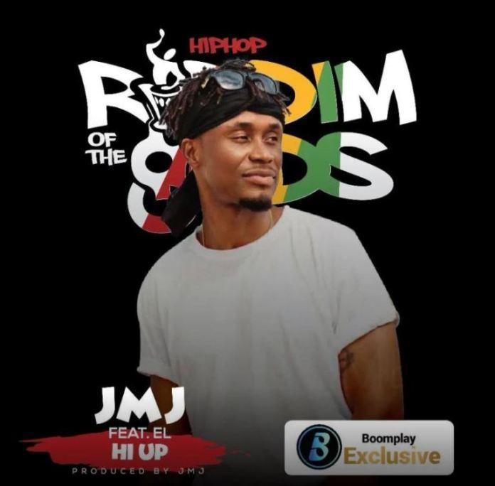 ListenGH Ghana Music • Listen E.L – Hi Up (Riddim of The goDs) (Prod By Jmj)